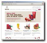 001~~Weleda_-_CMS,_E-Commerce, Database_Solutions_for_a_Renowned_International_Company